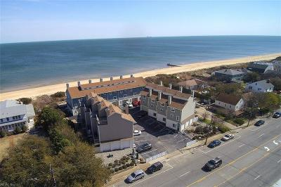 Norfolk Single Family Home New Listing: 1948 E Ocean View Ave #G