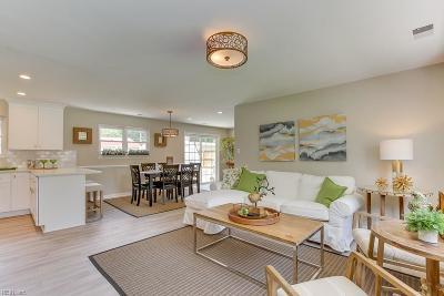 Virginia Beach Single Family Home New Listing: 493 Garrison Pl