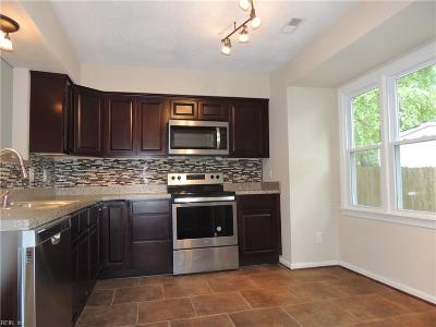 Virginia Beach Single Family Home New Listing: 713 Rock Creek Ct