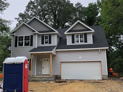 Hampton Single Family Home Under Contract: 200 Lexington St