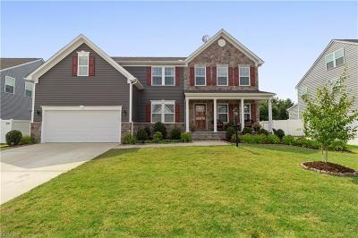 Chesapeake Single Family Home New Listing: 616 Rockies Ct