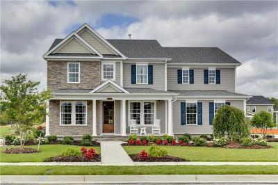 Virginia Beach Single Family Home New Listing: Mm Roseleigh (Highland Reserve)