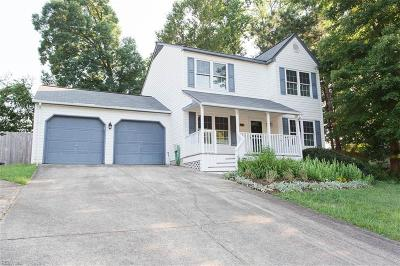 Williamsburg Single Family Home New Listing: 116 Hickory Hills Dr