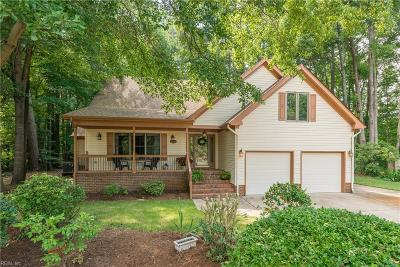 Chesapeake Single Family Home New Listing: 909 Timber Quay