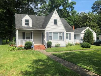 Norfolk Single Family Home New Listing: 963 Elm St