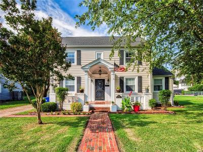 Portsmouth Single Family Home New Listing: 3806 High St
