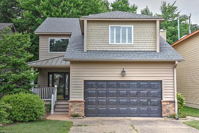 Virginia Beach Single Family Home New Listing: 1209 Treefern Dr