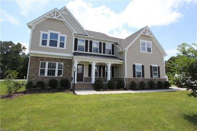 Chesapeake Single Family Home New Listing: 600 Rockies Ct