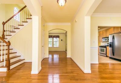 Chesapeake Single Family Home New Listing: 1241 Monarch Rch