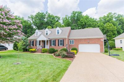Williamsburg Single Family Home New Listing: 409 Ironwood Dr