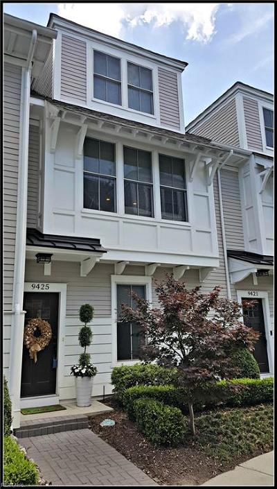 Norfolk Single Family Home New Listing: 9425 27th Bay St