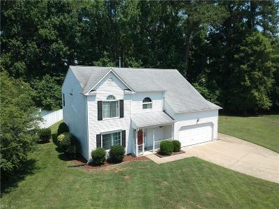 Hampton Single Family Home New Listing: 9 Appaloosa Ct