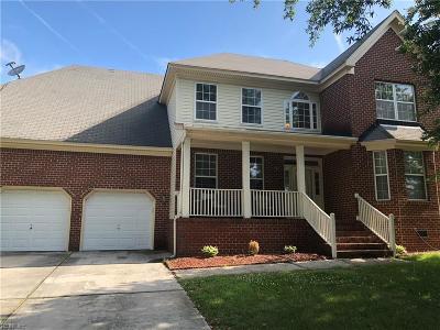 Norfolk Single Family Home New Listing: 3034 Lakebridge Dr S