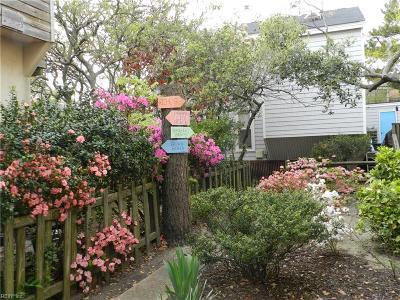 Virginia Beach Single Family Home New Listing: 2572 Shore Dr