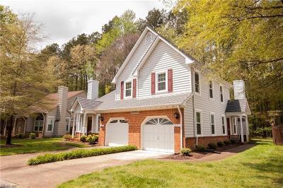Chesapeake Single Family Home New Listing: 841 Rivanna River Rch