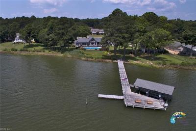 Yorktown VA Single Family Home For Sale: $960,000