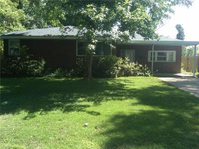 Single Family Home For Sale: 4129 Rundel Ln