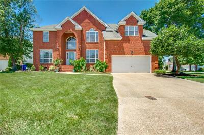Suffolk Single Family Home For Sale: 5100 Cog Hill Ct