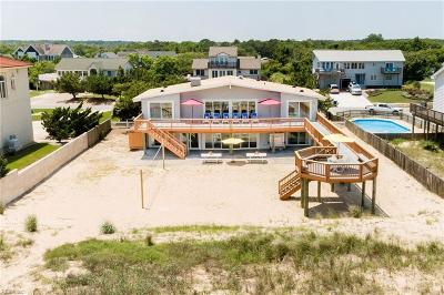 Sandbridge Beach Single Family Home Under Contract: 2248 Sandfiddler Rd