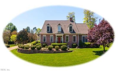 Williamsburg Single Family Home Under Contract: 208 Portstewart