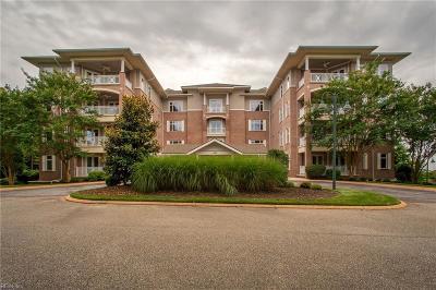 Williamsburg Single Family Home For Sale: 609 River Blf