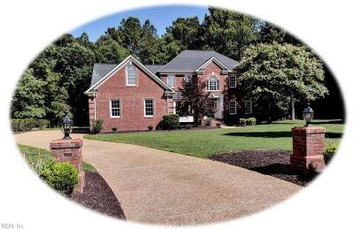 Williamsburg Single Family Home For Sale: 3266 Deerfield Ct
