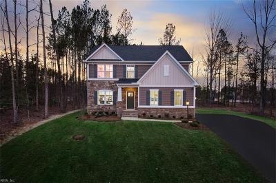 Hampton Single Family Home For Sale: Mm Gen Waterfowl Cv