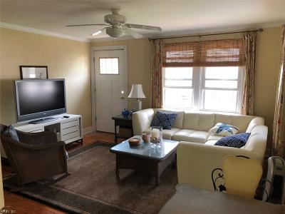 Northampton County Single Family Home Under Contract: 7116 Prettyman Cir