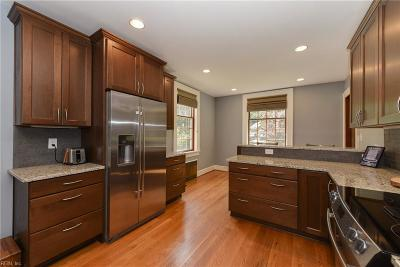 Norfolk Single Family Home For Sale: 9411 Wells Pw