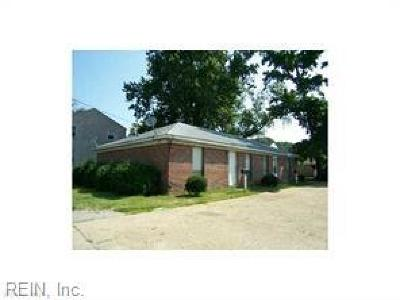 Norfolk Multi Family Home For Sale: 6360 Chesapeake Blvd