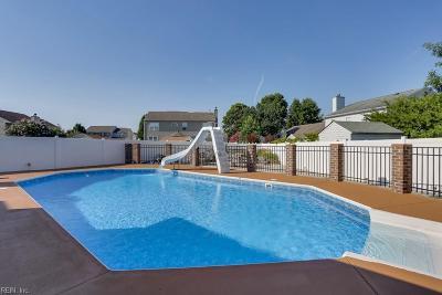 Hampton Single Family Home For Sale: 1708 Aspenwood Dr