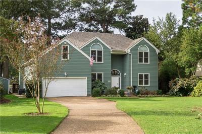 Norfolk Single Family Home For Sale: 239 S Blake Rd