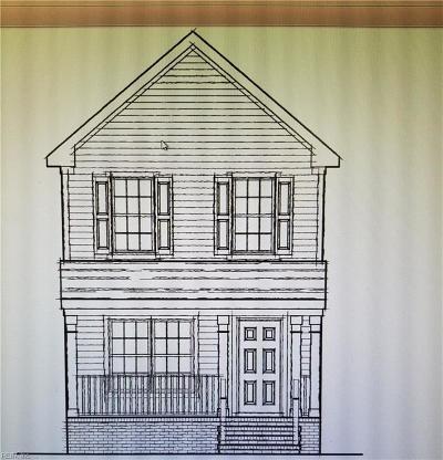 Hampton Single Family Home For Sale: 27 Stewart St