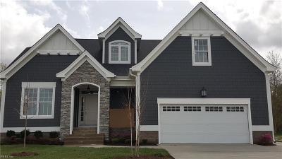Suffolk Single Family Home Under Contract: 3470 Willow Glenn Cir