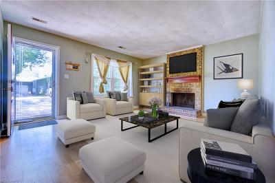 Norfolk Single Family Home For Sale: 321 Richardson St