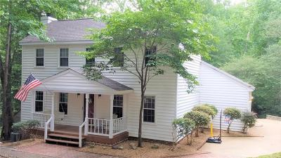 Williamsburg Single Family Home For Sale: 94 Four Mile Tree