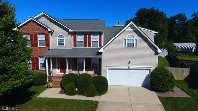 Hampton Single Family Home For Sale: 25 Welcome Way