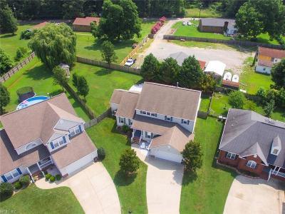 Hampton Single Family Home For Sale: 6 Gibbs Ct
