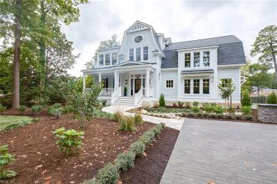 Virginia Beach Single Family Home For Sale: 1145 York Ln
