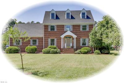 Poquoson VA Single Family Home For Sale: $715,000
