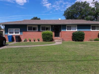 Single Family Home Under Contract: 433 Caren Dr