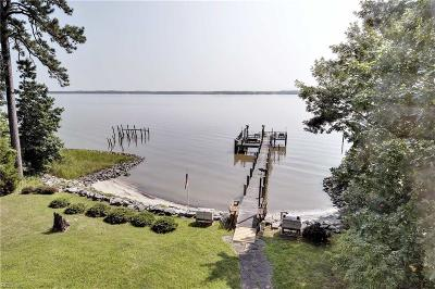 Williamsburg Single Family Home For Sale: 167 Riverview Plantation Dr