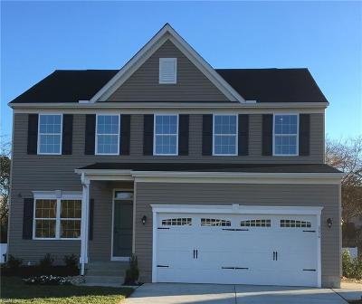 Hampton Single Family Home Under Contract: 15 Waterfowl Cv