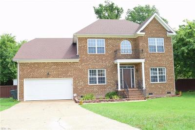 Newport News Single Family Home For Sale: 113 River Birch Ct