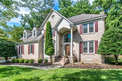Williamsburg Single Family Home For Sale: 676 Fairfax Way