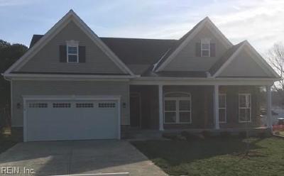 Hampton Single Family Home Under Contract: 12 Waterfowl Cv