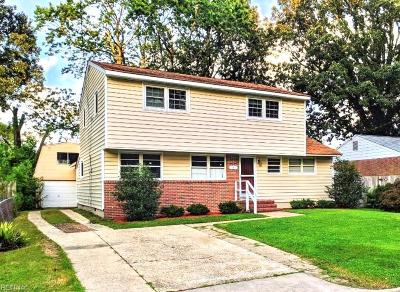 Single Family Home Sold: 618 Houston Ave