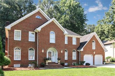 Chesapeake Single Family Home For Sale: 1518 Shenandoah Pw