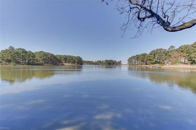 Norfolk Single Family Home For Sale: 8562 Executive Dr #B3