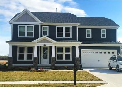 Chesapeake Single Family Home Under Contract: 923 Lake Thrasher Dr